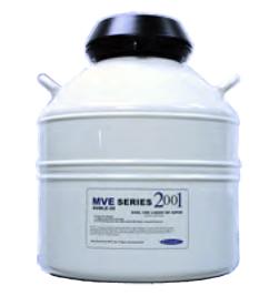 Bình chứa Nitơ Lỏng Model : MVE Doble 28