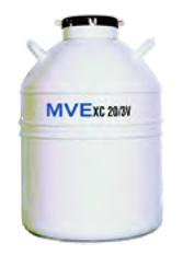 Bình chứa Nitơ Lỏng Model : MVE XC 20/3V