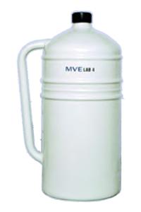 Bình chứa Nitơ Lỏng Model : MVE LAB 4