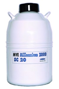 Bình chứa Nitơ Lỏng Model : MVE SC Millennium 20