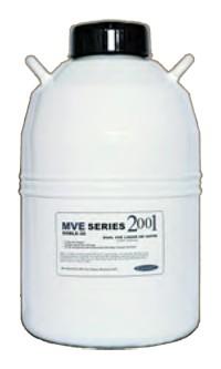 Bình chứa Nitơ Lỏng Model : MVE Doble 20