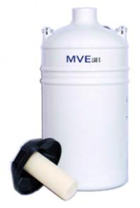 Bình chứa Nitơ Lỏng Model : MVE LAB 5